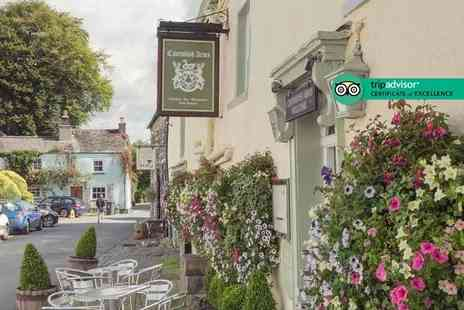 Cavendish Arms - Two or three night stay for two people with breakfast, a bottle of Prosecco and late check out - Save 0%