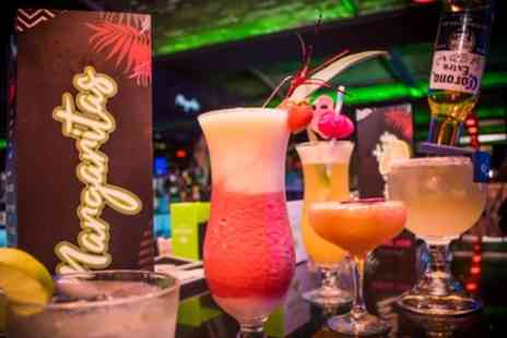 Margaritas Liverpool - Four Cocktails to Share for Two, or Eight Cocktails to Share for Four - Save 71%