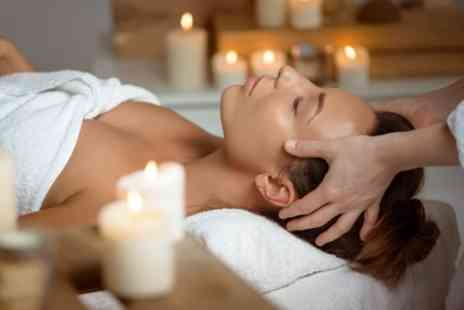 Lotus Health And Beauty - 45 Minute Indian Head Massage or Hopi Ear Candles with Optional Reiki Healing - Save 50%