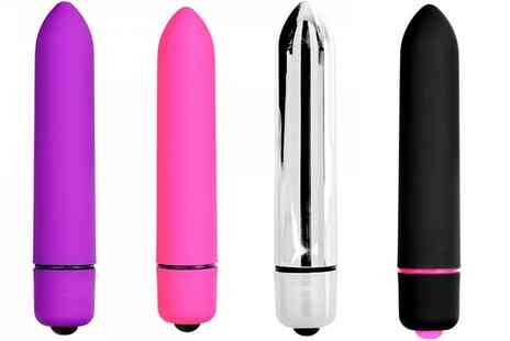 Groupon Goods Global GmbH - Minx Blossom 10 Mode Bullet Vibrator - Save 45%