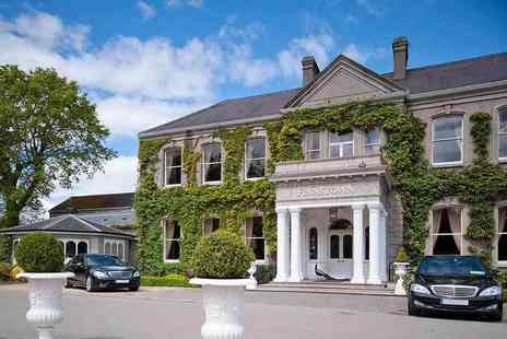 Finnstown Castle Hotel - One or two night Dublin stay with breakfast, leisure access, dining credit and late check out - Save 53%