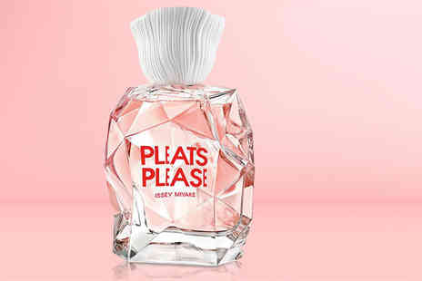 Deals Direct - 50ml Issey Miyake Pleats Please eau de toilette - Save 47%