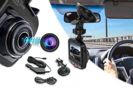 Charles Oscar - DVR dash cam accident camera - Save 0%