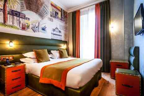 Nice Excelsior Hotel - Four Star Cosy Boutique Stay For Two with Belle Epoque Façade - Save 70%