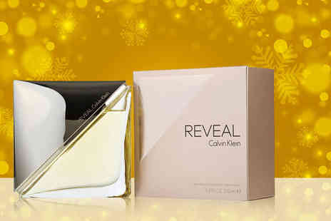 Deals Direct - 100ml bottle of Calvin Klein Reveal eau de parfum - Save 59%