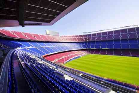 Independent World Choice Holidays - FC Barcelona Football Games Up to 4 Night Hotel Stay Plus a Match Ticket - Save 0%