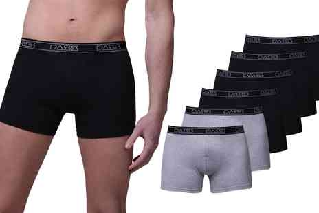 Groupon Goods Global GmbH - Six Pack of Boxer Shorts - Save 0%
