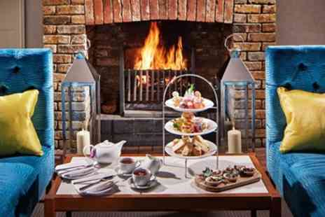 Alexander Hotels - Lavish afternoon tea & prosecco for 2 in Kent - Save 40%