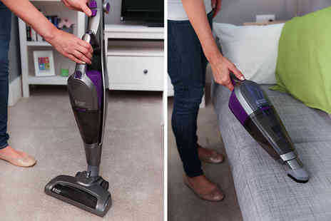 G2S Limited - Russell Hobbs 16V turbo vac 2 in 1 vacuum cleaner - Save 32%