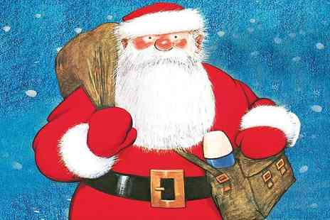 Lyric Hammersmith - Raymond Briggs Father Christmas - Save 58%