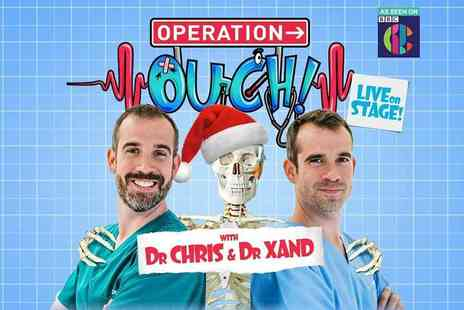 Encore Tickets - Operation Ouch Live on Stage - Save 50%