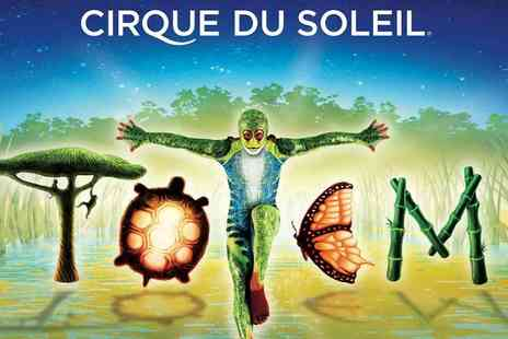 Encore Tickets - Totem Ticket, Cirque Du Soleil - Save 29%