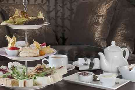Four Seasons Coffee Shop - Vintage Afternoon Tea for Two or Four - Save 32%