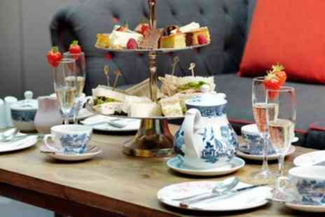 Maldron Hotel - Cream or Choice of Afternoon Tea for Two or Four - Save 0%
