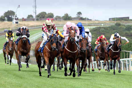 Virgin Experience Days - Winning Horse Racing Day for Two - Save 34%