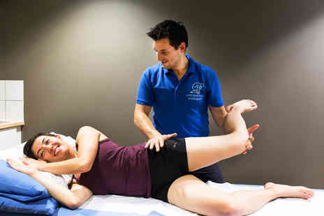 Just One Body - 45 minute osteopathy session including assessment, examination, diagnosis and treatment - Save 73%