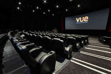 Vue - Two 2D movie tickets at Vue - Save 69%