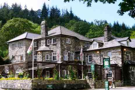 Swallow Falls Hotel - Double Room for Two with Breakfast, Cream Tea and Sauna Session - Save 41%