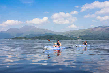Virgin Experience Days - Kayaking for Two - Save 0%