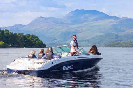 Virgin Experience Days - Luxury Speedboat Tour for Two - Save 0%