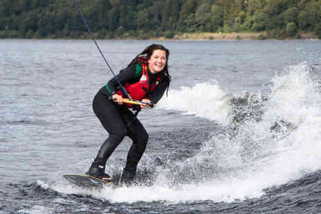 Virgin Experience Days - Introductory Wakeboarding - Save 0%
