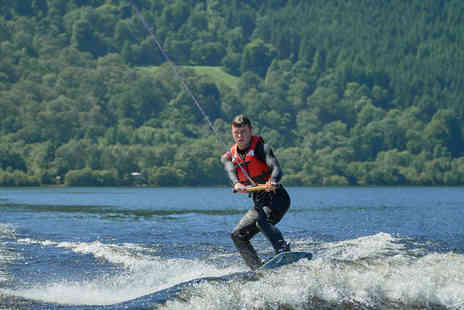 Virgin Experience Days - Introductory Wakeboarding for Two - Save 0%