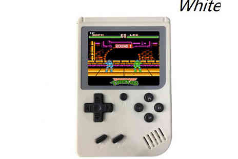 Good 2 Items - Retro Games Console 168 Classic Games - Save 75%