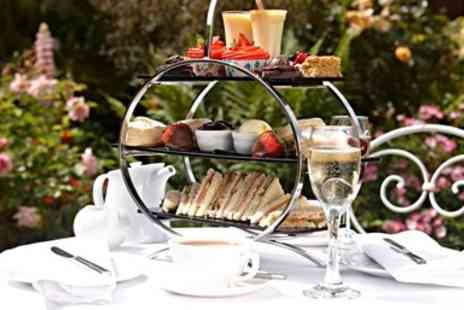 The Arundell Arms Hotel - Champagne afternoon tea for 2 - Save 50%