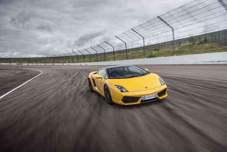 Supercar Drive Days - Three mile junior supercar driving experience - Save 39%