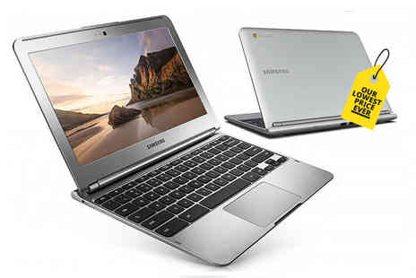 Smart IT Technologies - Samsung XE303 Chromebook - Save 78%