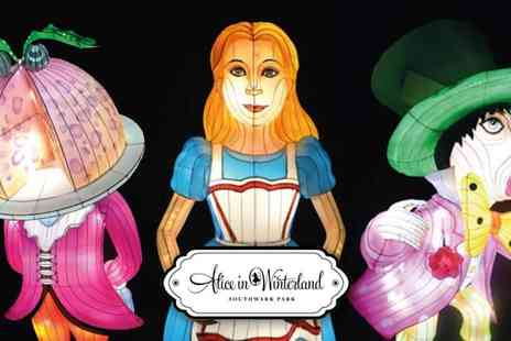 Alice in Winterland - Immersive, Interactive, Illuminated Fun for All Ages - Save 36%