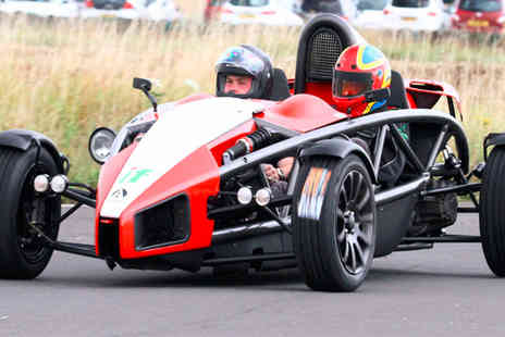 Driving Experiences 4 U - An Ariel Atom thrill driving experience with Driving Gift - Save 61%