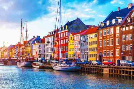 Crystal Travel - Two or three night Copenhagen city break with return flights - Save 24%