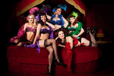 Privee - Cabaret show with a house cocktail - Save 54%
