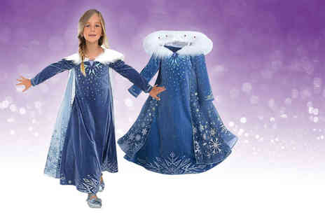 Charles Oscar - Princess snowflake dress - Save 70%