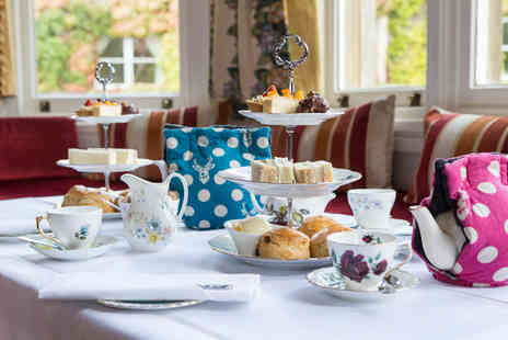 The Oakley Court - Traditional Afternoon Tea for Two - Save 0%
