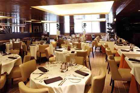 Marcos New York Italian - Three course festive lunch for one or two - Save 24%