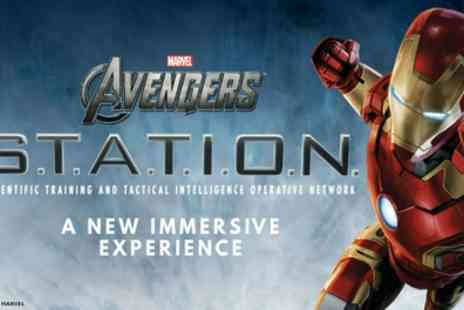 Alchemy Promotions - Marvel Avengers S.T.A.T.I.O.N., Interactive Experience, Standard, Child or Family on 30 Nov to 31 Mar 2019 - Save 36%