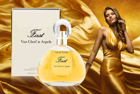 Deals Direct - A bottle of Van Cleef And Arpels First 100ml Eau de Toilette - Save 45%
