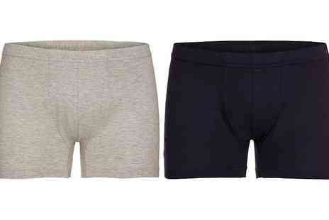 Groupon Goods Global GmbH - Eight Pack of Classic Boxer Shorts - Save 0%