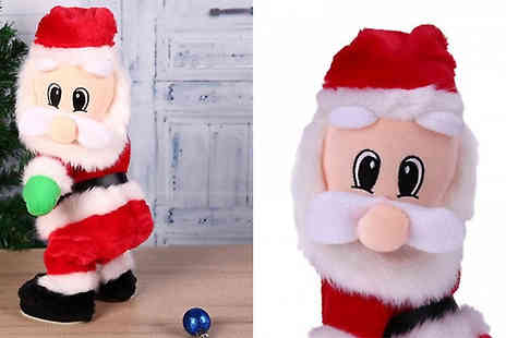 Yello goods - Twerking Santa Claus Sings and Dances - Save 66%