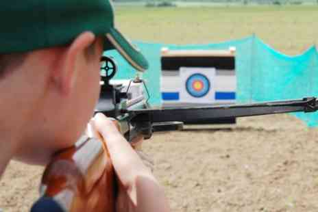 Blyth Activity Centre - One Hour Archery, Crossbow, Air Rifle Shooting or Axe Throwing Experience - Save 60%