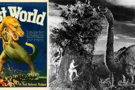 BFI - The Lost World Screening - Save 20%