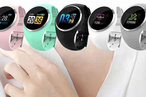 HXT Goods - Bluetooth 4.0 Smart Watch Choose from 5 Colours - Save 78%