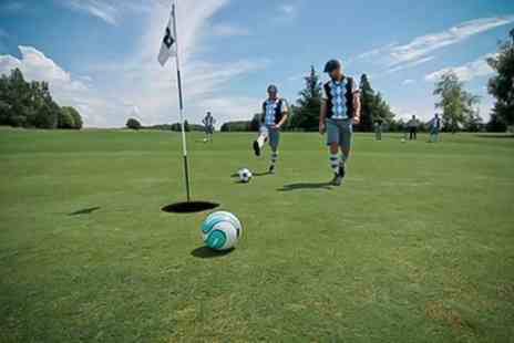 Aintree Golf Centre - 18 Holes of Footgolf for Up to Eight - Save 25%