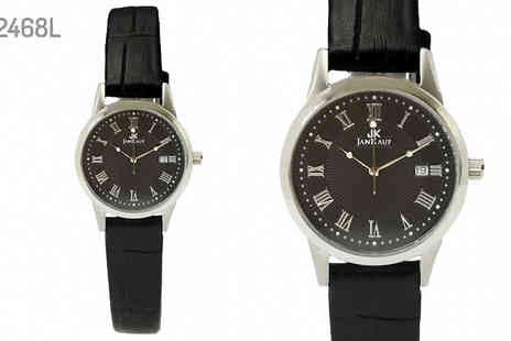 Jan Kauf - Jan Kauf His And Hers Watches Available in 3 Options - Save 83%
