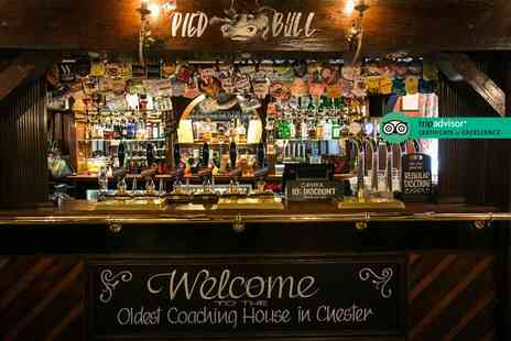 Pied Bull - Microbrewery tour, tasters and lunch for two - Save 64%