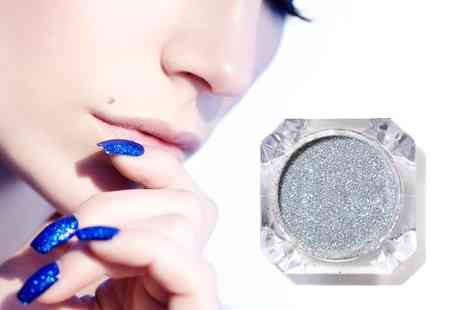 Forever Cosmetics - Magic mirror nail powder Choose from two colours - Save 90%