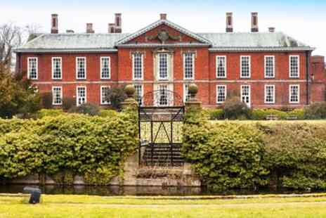 Bosworth Hall - One Night for Two with Breakfast and Option for Dinner and Wine - Save 0%