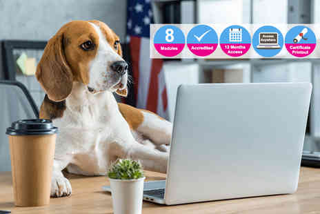 Holly and Hugo - An accredited Market Your Own Pet Business course - Save 0%